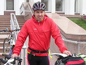 Велосипедная кругосветка по тамбовски 2923071